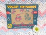 Vogart textilprint Duck