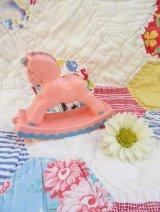Pony Rattle Pink