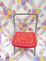 Metal Dot chair
