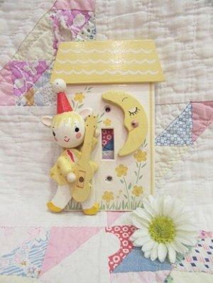 画像1: Switch cover YellowMoon
