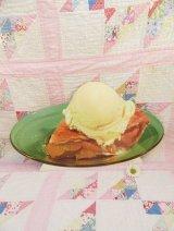 Apple Pie on Ice cream