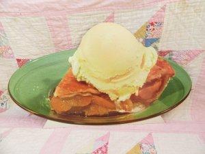 画像2: Apple Pie on Ice cream