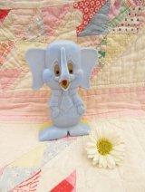 Elephant Toy Blue×Cream