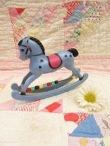 Tip-Top Rockinghorse Blue