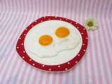 Tow Fried eggs