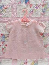 Baby Cotton Dress Pink