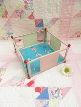 J CHIEN Play Pen Pink