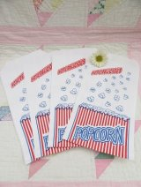 Popcorn PaperBag Set