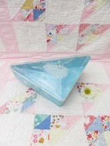 Hanky Box Ballerina Blue
