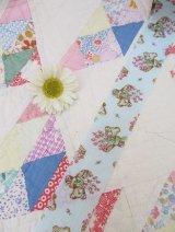 Fabric Ribbon Bear Ltbl