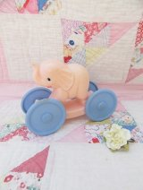 Pull Toy Elephant