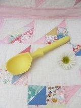Ice cream Scoop Yellow