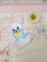 Applique Baby Bunny